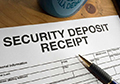 Minimal Security Deposit