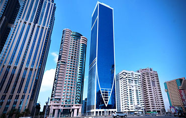 Aspin Commercial Tower – Sheikh Zayed Road